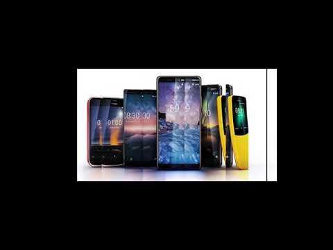 Nokia 2018 Official Ringtone Of Nokia 6(2018), Nokia 7plus, Nokia 8 Sirocco And Nokia 8110(2018)