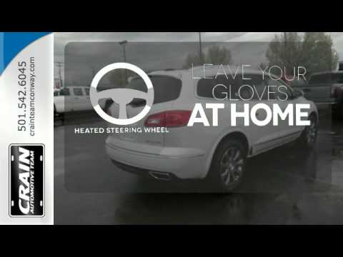 New 2016 Buick Enclave Conway AR Little Rock, AR #6BT7893 - SOLD