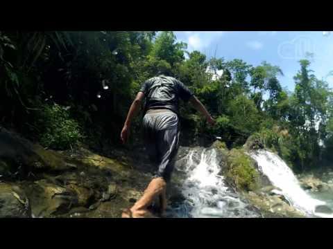 Wisata Alam Curug 7 Bidadari Desa Keseneng Sumowono Semarang