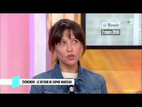 Sophie Marceau & Pierre Richard : acteurs cultes  03032018