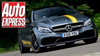 Mercedes-AMG C 63 S Edition 1 review: a modern-day hot rod!
