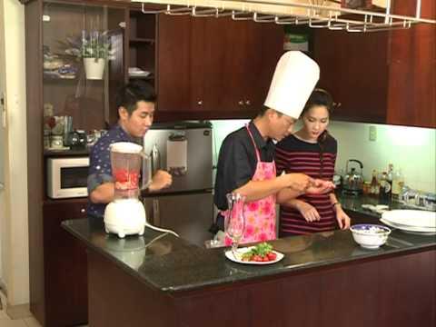 Đầu Bếp Vui Tính - Hoa hậu Đặng Thu Thảo - PS 300613