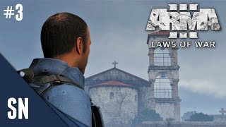 ArmA 3 - Laws of War - Campaign Gameplay #3 [FINALE]