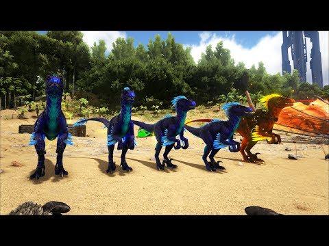ARK Online #21 - Biệt Đội Khủng Long Sấm Sét (Lightning Raptor)
