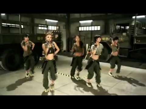 KARA - Mr. (Mister) Japanese Version MV.