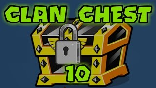 BTD Battles - Grinding for the biggest clan chest!