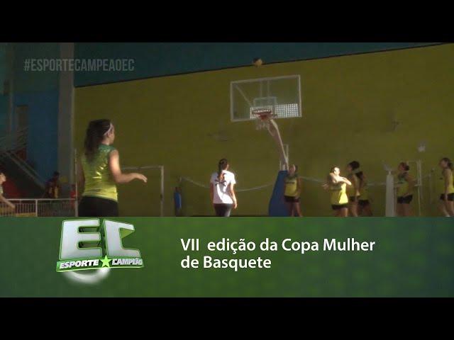 VII  edição da Copa Mulher de Basquete