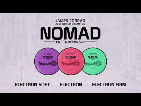 Announcing the Nomad, the first disc in the James Conrad Line