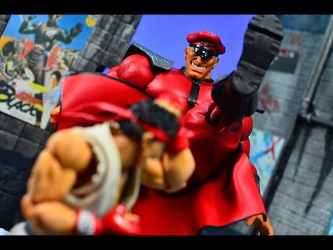 Storm Collectibles Street Fighter V: Vega (M. Bison) Review