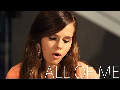 All of Me - John Legend (Official Music Cover) by Tiffany Alvord