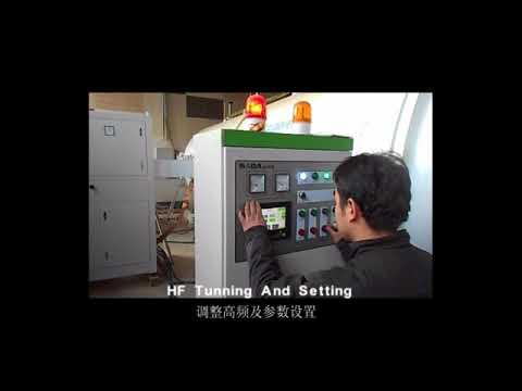 HF High Frequency Vacuum Wood Drying Machine Kiln Dryer From SAGA