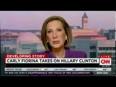 Carly Fiorina: Interview on New Day