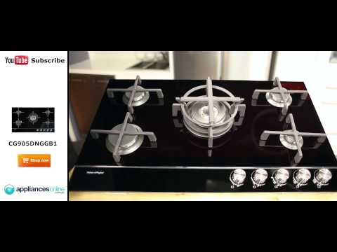 Fisher & Paykel Gas Cooktop CG905DNGGB1 Reviewed By Expert - Appliances Online