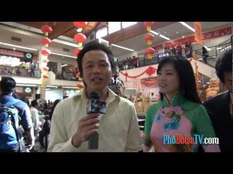 Chợ Hoa Xuân Nhâm Thìn 2012 ở Phước Lộc Thọ, phố Bolsa - Phần 2
