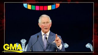 Prince of Wales tests positive for coronavirus l GMA