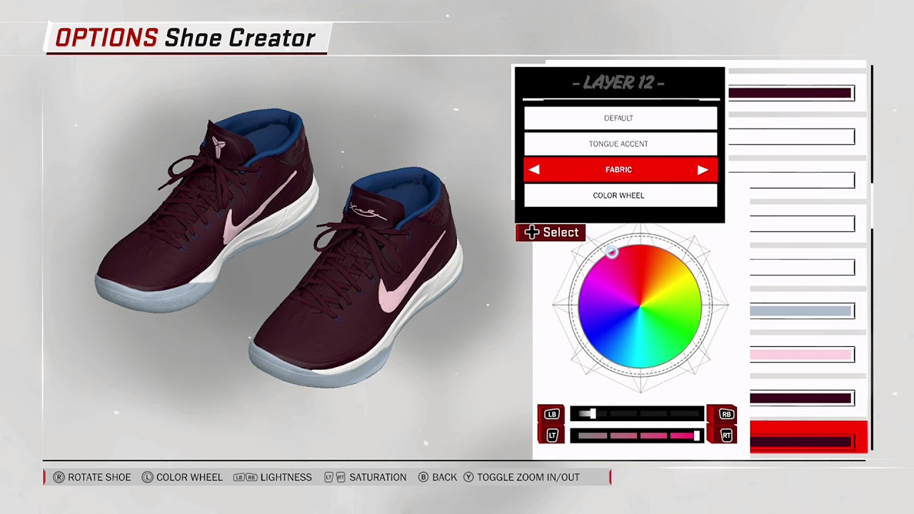new product f7ca1 71efe NBA 2K18 Shoe Creator - Nike Kobe AD Mid