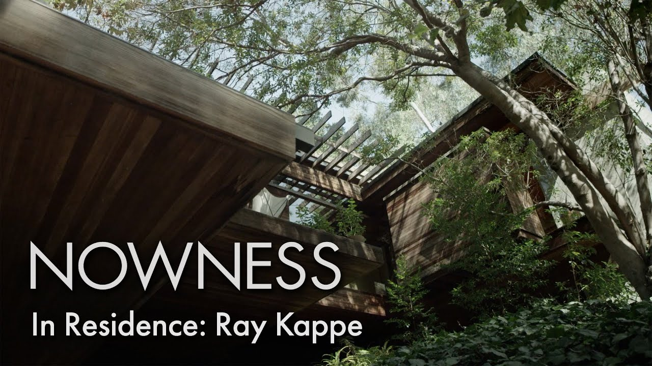 """In Residence Ep 16: """"Ray Kappe"""" by Matthew Donaldson"""