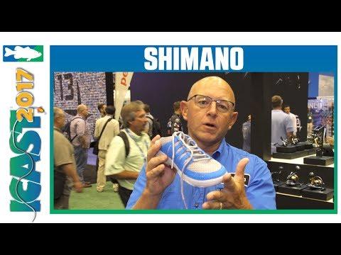Shimano Evair Boat Shoes | ICAST 2017