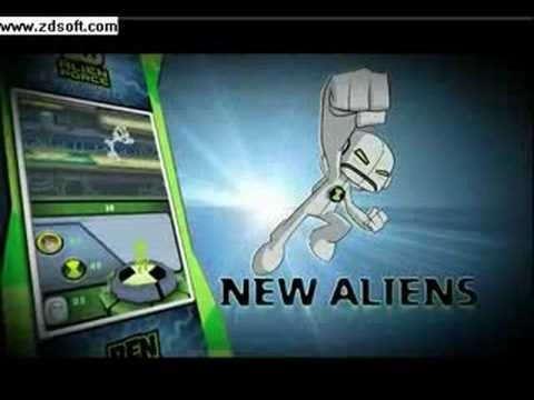 Ben 10: Alien Force The Game [Official Game Trailer]