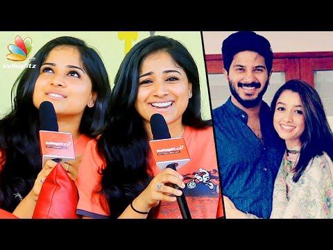 ദുൽഖർ നല്ല അച്ഛനാകും : Chandini Sreedharan Interview | Dulquer Salmaan | Comrade in America