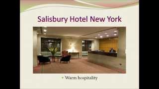 Salisbury Hotel New York