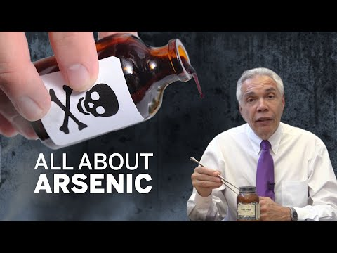 Dr. Joe Schwarcz: All About Arsenic