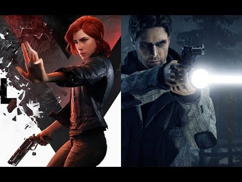 Is Control And Alan Wake Set In The Same Universe?
