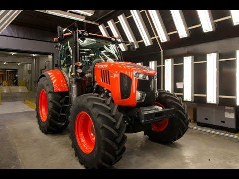 que valent les nouveaux tracteurs kubota avis sur le. Black Bedroom Furniture Sets. Home Design Ideas