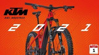 KTM 2021 Kínálat Gyors áttekintés