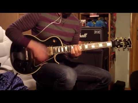 Ligabue - Il muro del suono Guitar cover