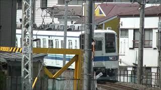 2019/3/25 東武大師線、車両故障による8000系4両編成運転