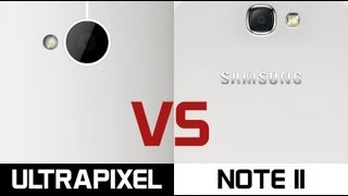 Side-by-Side: HTC One vs Samsung Galaxy Note II Camera - Daylight