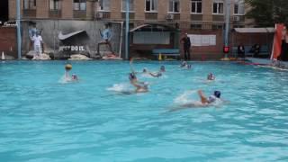 Водное поло. Кишинев 15 мая 2016г. Delfin 2002-2003г.