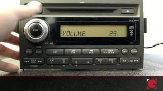 how to reset bluetooth on grom bluetooth car hands free and wireless streaming kit with cdc or sat