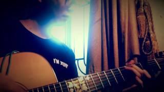 [Guitar]Phai dấu cuộc tình (Cover)
