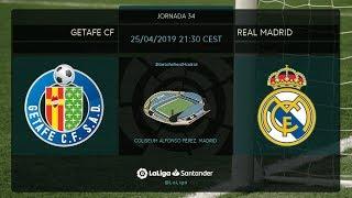 Download Video Calentamiento Getafe FC vs Real Madrid MP3 3GP MP4