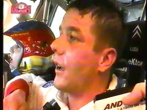 Rally Catalunya 2002 WRC - Champion's