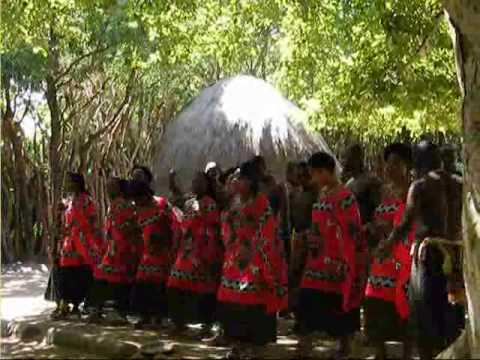 Matsamo Swazi Choir
