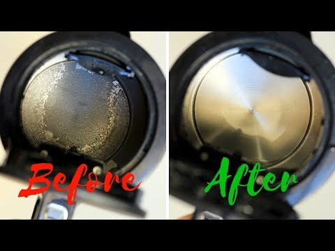 HOW TO EASILY DESCALE A KETTLE WITH VINEGAR IN LESS THAN 5 MINUTES   INTHEKITCHENWITHELISA
