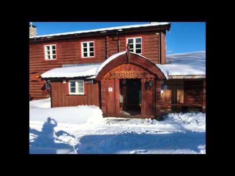 Rondane National Park March'16 Ski Trip with Bernie and James Oakley