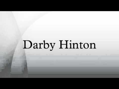 Darby Hinton