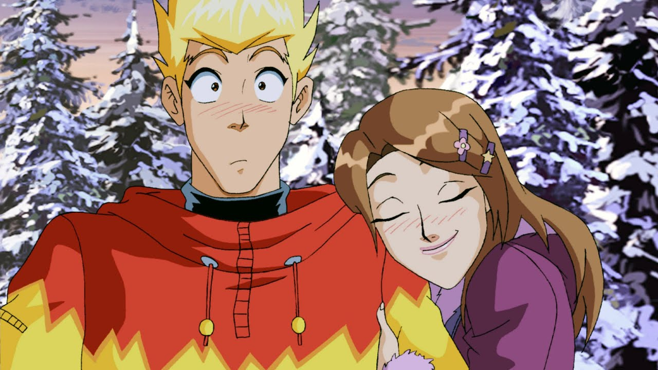 Martin mystery intro youtube - Dessin anime de totally spies ...
