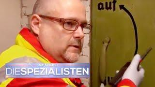 Im Bunker eingeschlossen: Scharfe Handgranate kurz vor Explosion | Die Spezialisten | SAT.1 TV