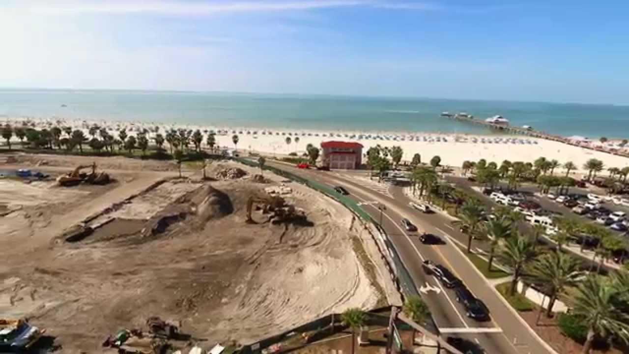 New Wyndham Hotel Clearwater Beach