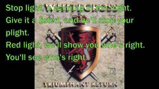 Whitecross - Red Light
