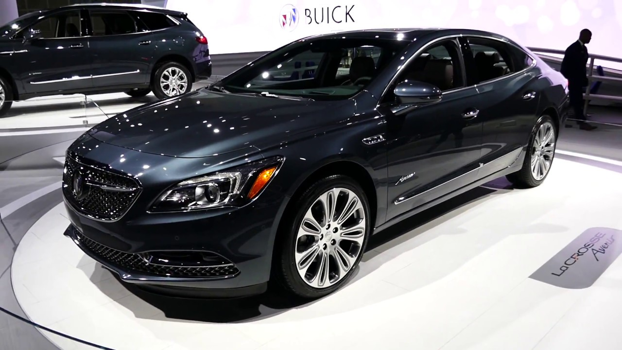 2018 buick lacrosse price best new cars for 2018. Black Bedroom Furniture Sets. Home Design Ideas