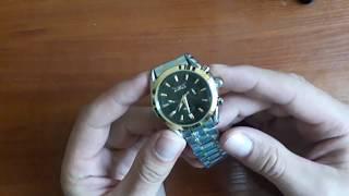 Огляд і налаштування. Механічні годинники Jaragar Rich з автопідзаводом