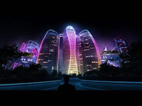 Taryan Towers. Живите в будущем. Сейчас.