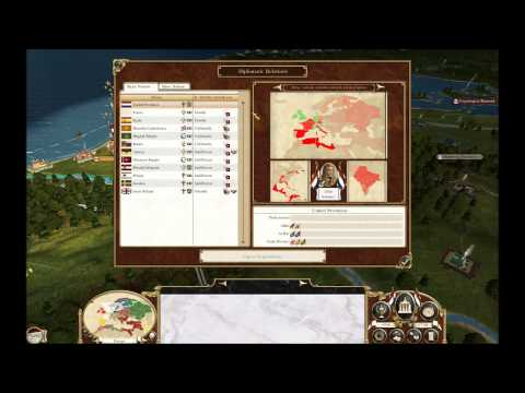 let's play  Empire Total War - united provinces episode 1 !