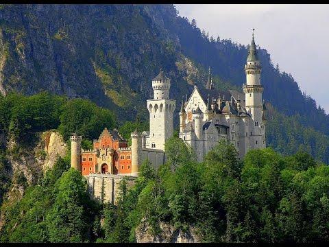 NEUSCHWANSTEIN Il Castello delle Favole in Baviera - HD